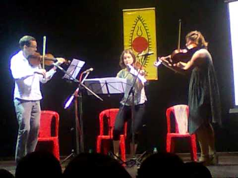 THE EMINENT MUSICAL TRIO OF MAHLER CHAMBER ORCHESTRA