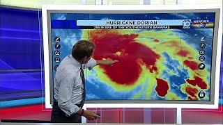 Hurricane Dorian to impact northwest Bahamas as Category 4