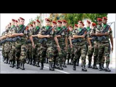 Chant militaire du 1er escadron du 1er RHP