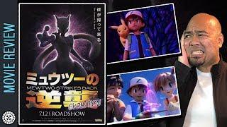 Pokemon: Mewtwo Strikes Back Evolution - Movie Review