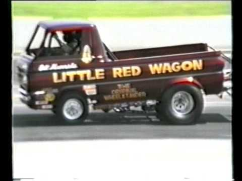 LITTLE RED WAGON - INDIANAPOLIS 1995