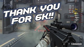 6K Announcements + Bushmaster BA50 Gameplay!