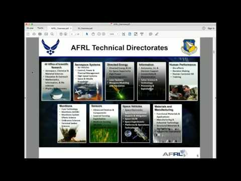 SIGDA Live: The C4Information Directorate of Air Force Research Laboratory