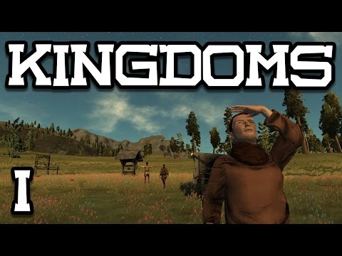 Kingdoms Gameplay - Getting Started - Let's Play, Part 1