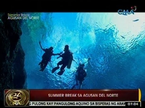 24Oras: Summer Break sa Agusan Del Norte