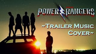 GO! ~Power Rangers Movie Music Trailer Cover~