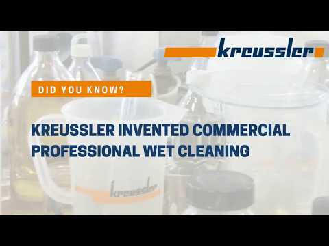 Kreussler Wet Cleaning