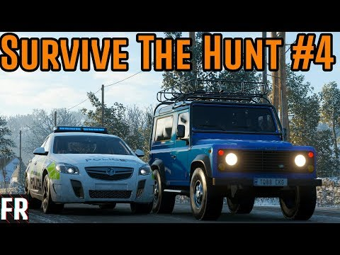 Forza Horizon 4 - Survive The Hunt #4 thumbnail