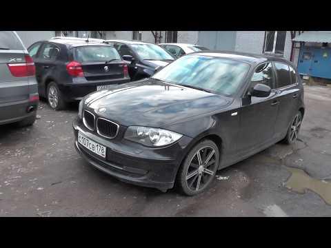 Выбираем б\у авто BMW 116 E87 (бюджет 500-550тр)