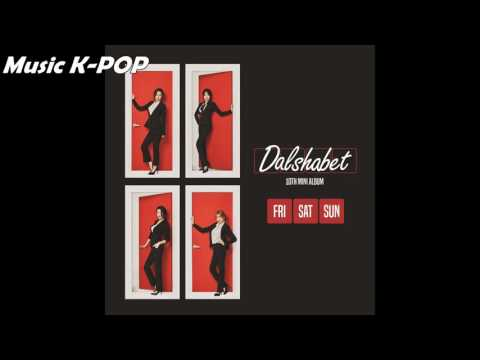 Dalshabet - 금토일 (FRI. SAT. SUN)[AUDIO/MP3]