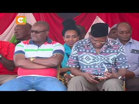 Naibu Rais azuru kaunti ya Taita Taveta
