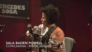 Si se calla el cantor (Horácio Guarany) - Indiana Nomma - Tributo a Mercedes Sosa