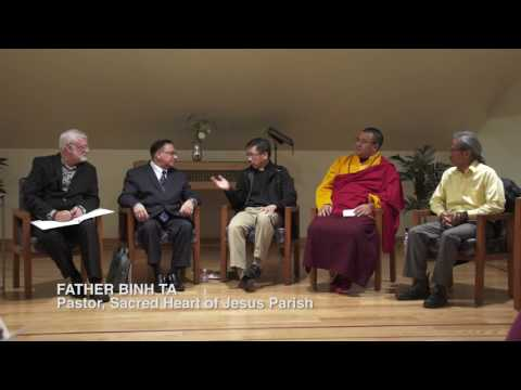 Interfaith Dialogue on Compassion & Kindness
