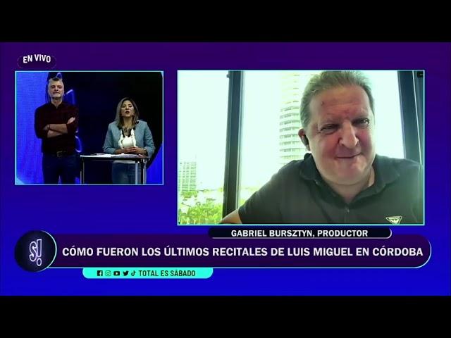 """Bursztyn: """"Lo que pasó en la habitación de Luis Miguel en aquella demora de 1999 no lo conozco"""""""