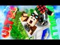 IL SALTO PIU' ALTO MAI FATTO IN MINECRAFT!!! - Minecraft ULTRA VANILLA Ep. 7