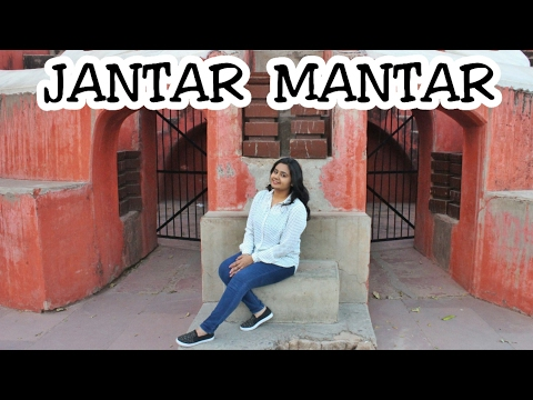 Jantar Mantar, Delhi | Indian Travel Vlogger