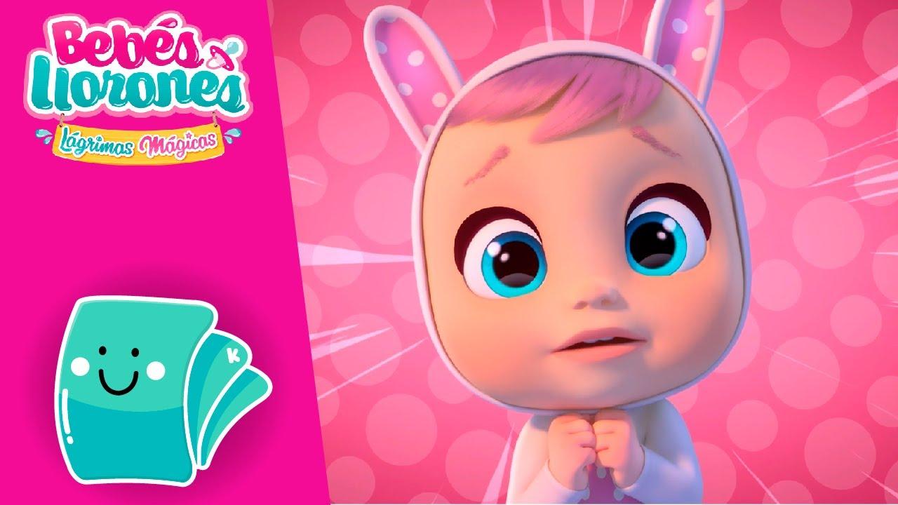 Coney La Más Dulce Bebés Llorones Lágrimas Mágicas