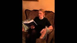 Мария Шукшина читает рассказ «Ваня, ты как здесь?!»