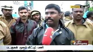 Live report: Rainwater enters houses at Cuddalore again Spl hot tamil video news 01-12-2015