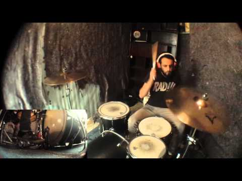 Angels and Airwaves - Tunnels - Drum cover