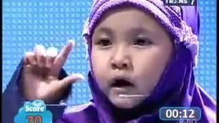 Kuran Okuyan Minik Kız Herkesi Hayran Bıraktı.