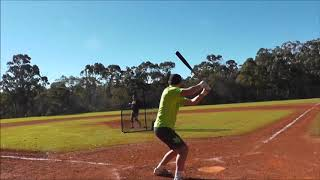 Jo Stevens - Updated Baseball Highlights - Class of 2020