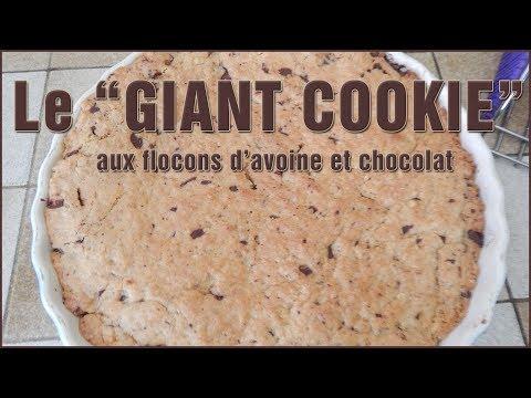 [recette]-le-cookie-geant-aux-flocons-d'avoine-et-chocolat