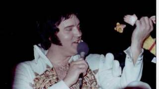 Elvis Presley - When the Snow Is On The Roses (Live)