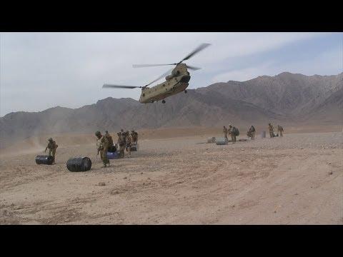 Australian Patrol Bases : Uruzgan Province, Afghanistan. (F09580)