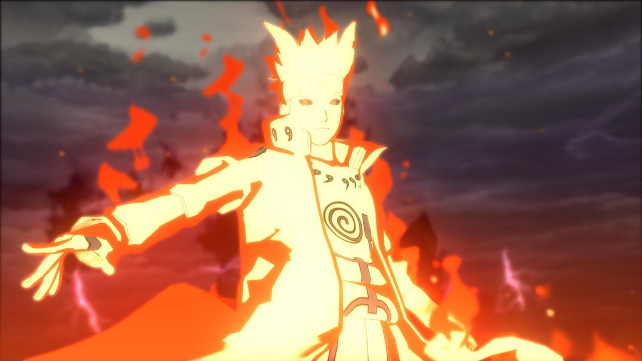 Free Download Wallpaper Naruto Shippuden 3d Naruto Shippuden Naruto Controla Kiuby El Zorro De 9