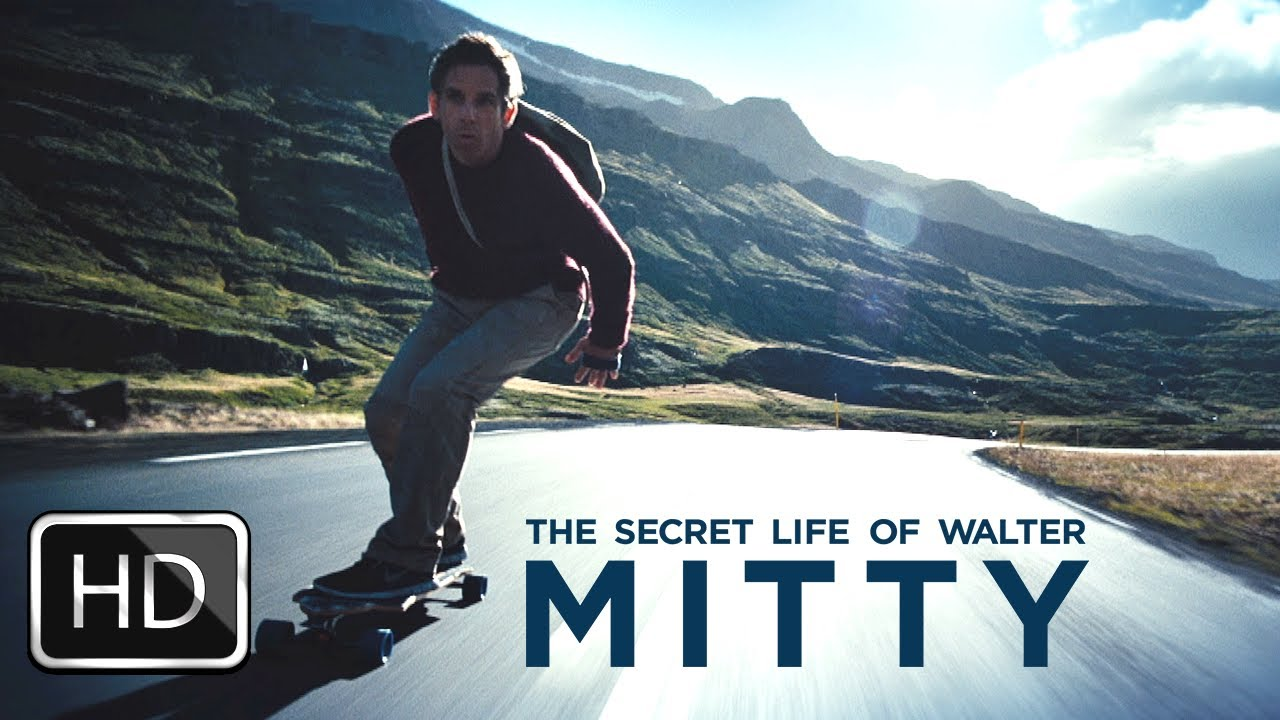 The Secret Life Of Walter Mitty On Digital Hd Watch Now Youtube