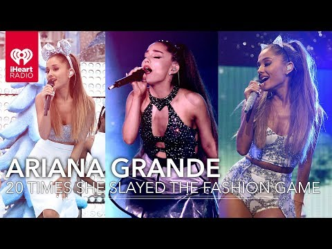 20 Times Ariana Grande Slayed The Fashion Game | Fast Facts