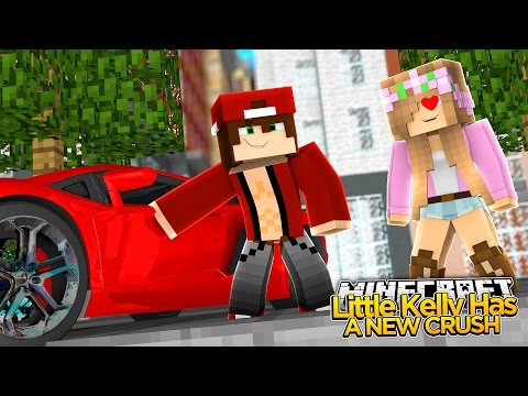 Minecraft - LITTLE KELLY HAS A NEW CRUSH!!!