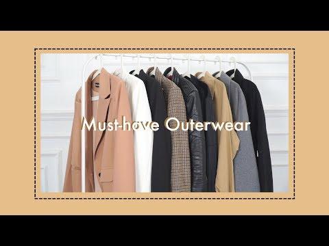 Các Loại Áo Khoác Nên Có Mùa Lạnh ❄️ | My Fav Jackets & Coats | Mailovesbeauty TV