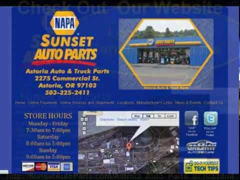 NAPA Auto Parts In Astoria Goes Digital