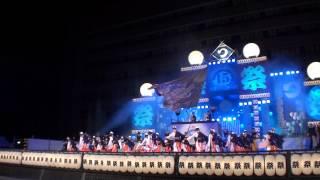 平成24年10月6日(土) 三重県津市お城西公園会場での演舞です。