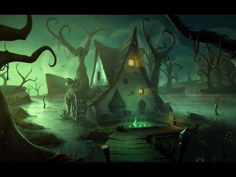 Dark Fantasy Music - The Cursed Lands