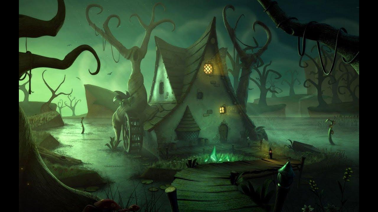 Dark fantasy music the cursed lands youtube for Dark house music
