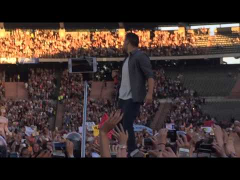 One Direction - Stockholm Syndrome (13/06/15 Brussels OTRA Tour - HD.)