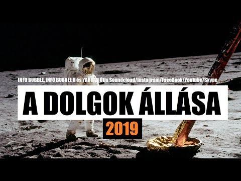 NÖVÉNYTERMESZTÉS A HOLDON ÉS EGYÉB MESÉK - A DOLGOK �LL�SA 2019 - LiveStream 20190122