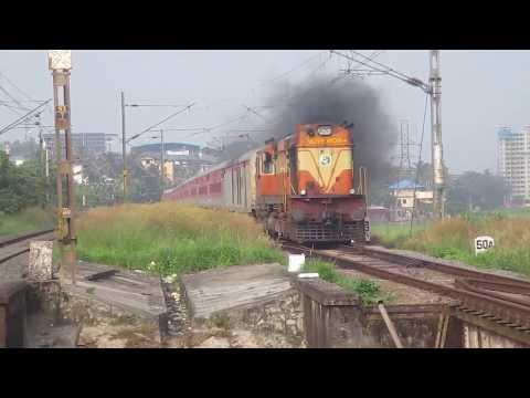 DJ Duronto Express |  Hazrat Nizamuddin -- Ernakulam Junction (South) | #12284