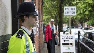 EP-választás: Nagy-Britanniában is folyik a szavazás