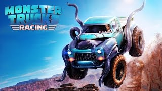 Monster Truck Racing Android GamePlay (By Reliance Big Entertainment (UK) Private Limited)
