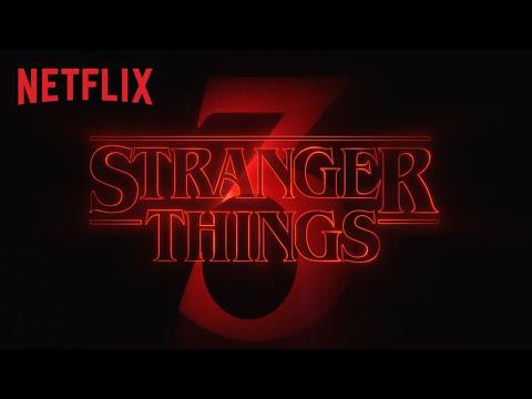 Teaser da Terceira Temporada de STRANGER THINGS Revela os Títulos dos Episódios, Lançamento de 2019