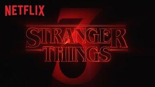 Stranger Things | Teaser da Temporada 3 | Netflix