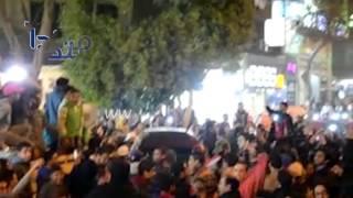 فيديو|«برة التالتة شمال»..ألتراس أهلاوى يحتفل بهزيمة الزمالك من إمبابة
