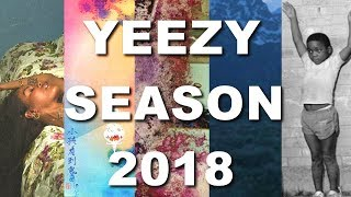 Yeezy Season 2018 Review