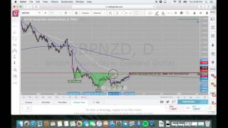 Forex Live Analysis (GBPNZD/EURAUD) 200+ PIPS Profit ~ Forexia
