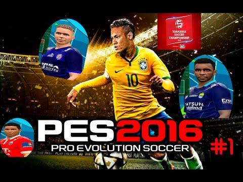 Pro Evolution Soccer 2016 - Patch Torabika Soccer Championship 2016 #1