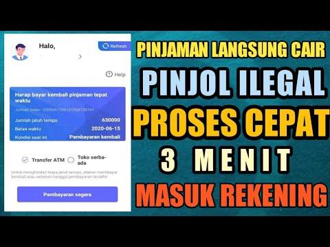 Pinjaman Online Ilegal Langsung Cair Prosescepat Mudah Youtube